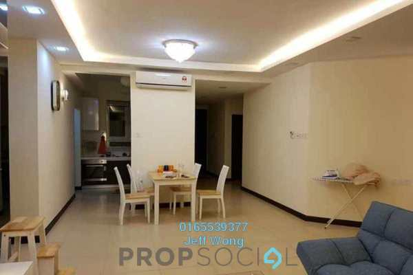 For Sale Condominium at Pearl Regency, Gelugor Freehold Fully Furnished 3R/2B 1.3m