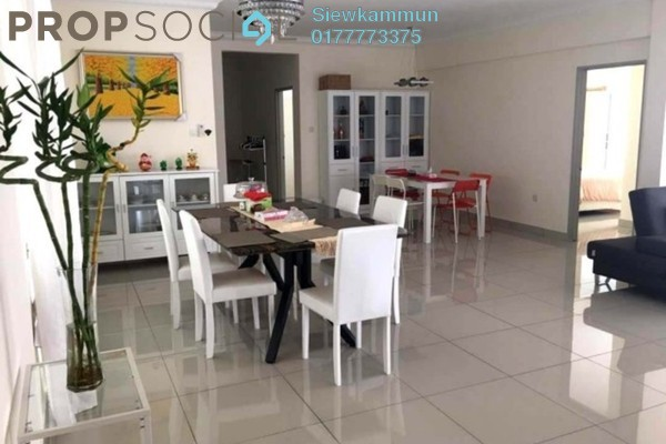 For Rent Condominium at One Damansara, Damansara Damai Freehold Fully Furnished 3R/3B 2.4k