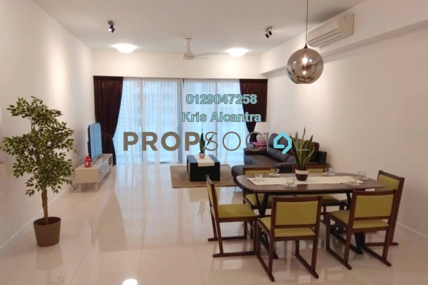 For Rent Condominium at Residensi 22, Mont Kiara Freehold Fully Furnished 3R/4B 6.8k