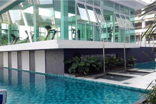 For Rent Condominium at Kiara Residence 2, Bukit Jalil Freehold Fully Furnished 3R/3B 2.1k