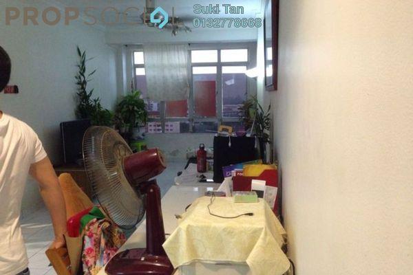 For Sale Apartment at Suria KiPark Damansara, Kepong Freehold Unfurnished 3R/2B 350k