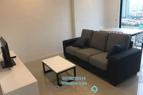 For Rent Serviced Residence at Senza Residence, Bandar Sunway Freehold Fully Furnished 1R/1B 1.2k