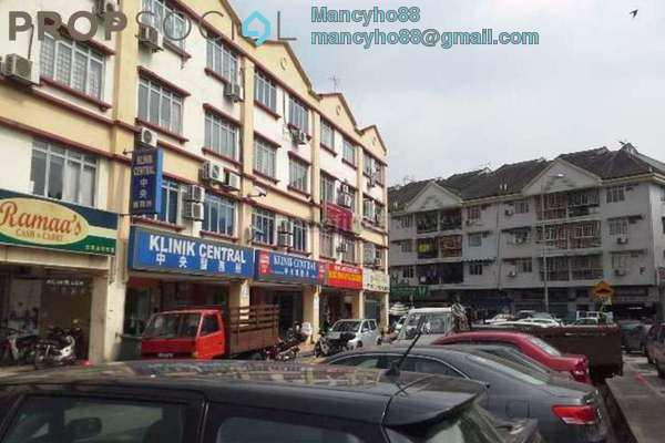 For Rent Shop at Taman Pusat Kepong, Kepong Freehold Unfurnished 0R/0B 3.2k