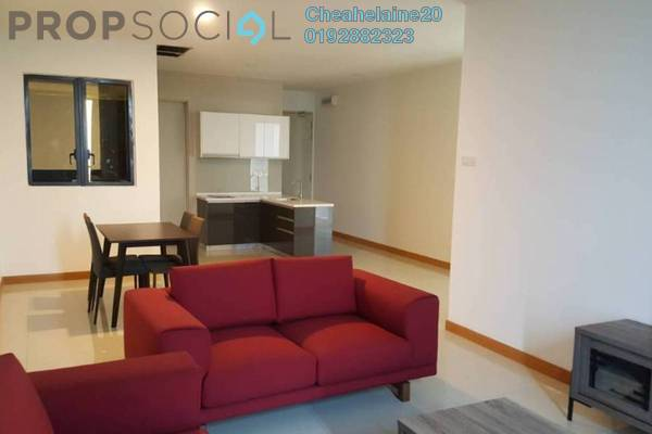 For Sale Condominium at KL Gateway, Bangsar South Freehold Fully Furnished 2R/2B 900k
