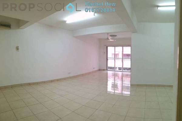 For Rent Apartment at Gembira Park, Kuchai Lama Freehold Semi Furnished 3R/2B 1.2k