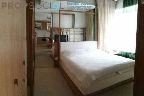 For Rent Condominium at VERVE Suites, Mont Kiara Freehold Fully Furnished 2R/2B 3.8k