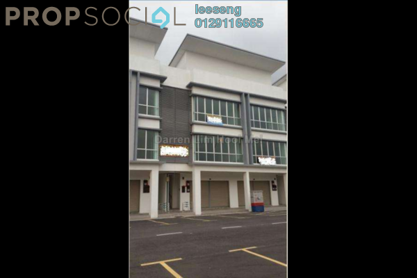 For Rent Office at Rantau Panjang, Klang Freehold Unfurnished 0R/2B 800translationmissing:en.pricing.unit