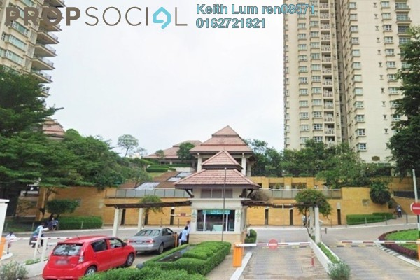 For Rent Condominium at Mont Kiara Aman, Mont Kiara Freehold Fully Furnished 3R/4B 6k