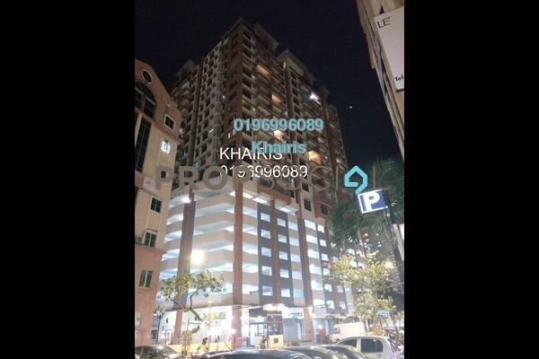 For Sale Condominium at Diamond Regency, Setapak Leasehold Unfurnished 3R/2B 460k