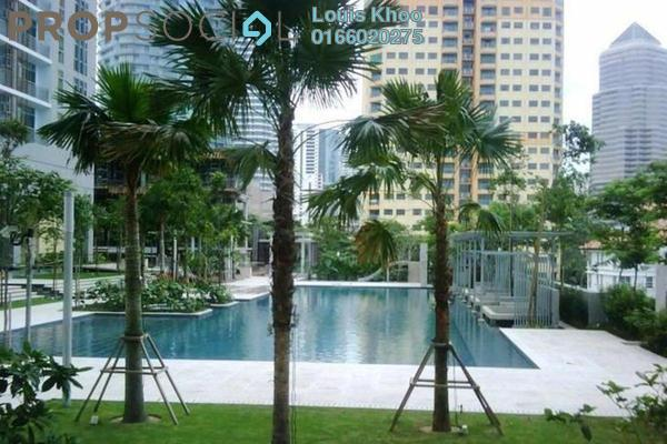 For Rent Condominium at Hampshire Residences, KLCC Freehold Fully Furnished 1R/1B 2.9k