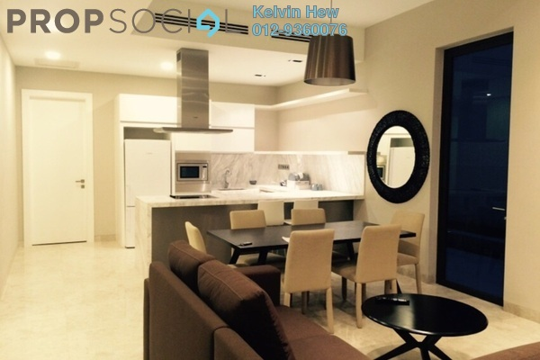 For Rent Serviced Residence at Icon Residence (Mont Kiara), Dutamas Freehold Fully Furnished 2R/2B 5.5k