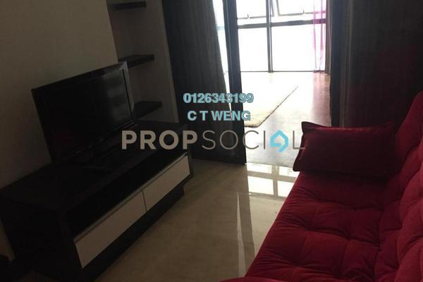 For Sale Condominium at Ken Bangsar, Bangsar Freehold Fully Furnished 1R/2B 880k