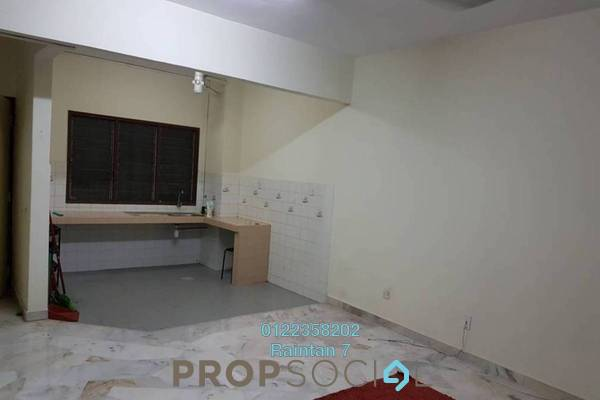 For Rent Condominium at Petaling Indah, Sungai Besi Freehold Unfurnished 3R/0B 1.2k