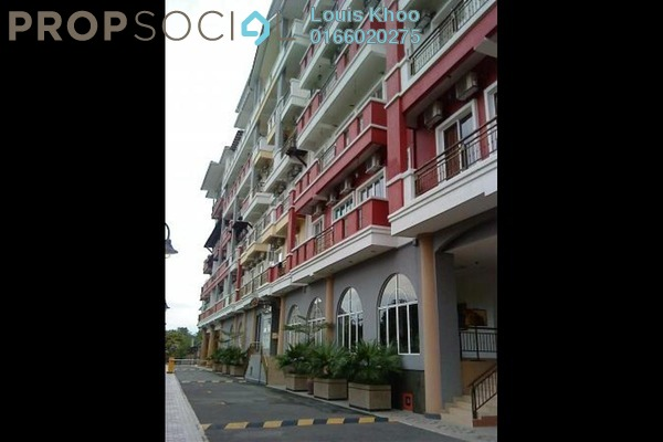 For Sale Condominium at Mei On The Madge, Ampang Hilir Freehold Fully Furnished 2R/1B 470k