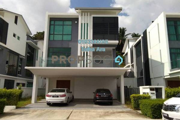 For Sale Bungalow at Serin Residency, Cyberjaya Freehold Unfurnished 6R/7B 3m