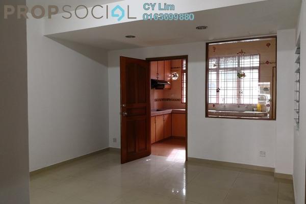 For Rent Terrace at Taman Puncak Jalil, Bandar Putra Permai Freehold Semi Furnished 4R/3B 1.3k