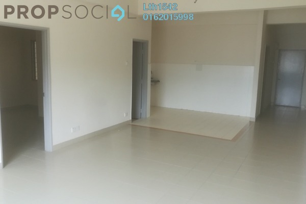 For Rent Apartment at Taman Daya, Kepong Freehold Unfurnished 3R/2B 1.1k