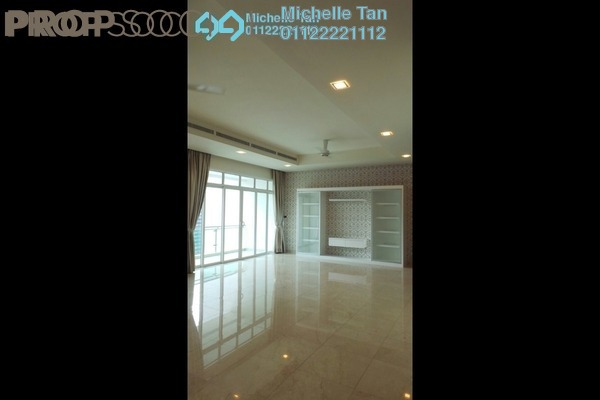 For Rent Condominium at The Pearl, KLCC Freehold Semi Furnished 3R/5B 8.5k