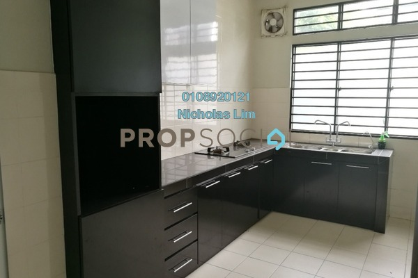 For Rent Townhouse at Park Villa, Bandar Bukit Puchong Freehold Semi Furnished 3R/2B 1.5k