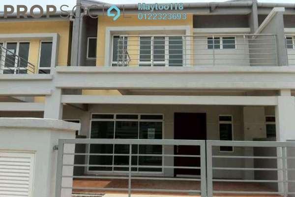 For Rent Terrace at Kajang 2, Kajang Freehold Semi Furnished 4R/3B 1.5千
