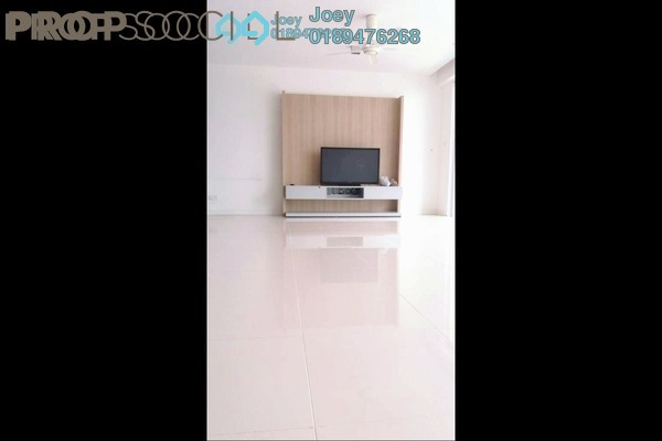 For Rent Condominium at The Park Residences, Bangsar South Freehold Semi Furnished 3R/3B 9k