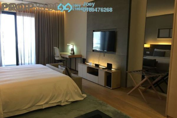 For Sale Serviced Residence at 188 Suites, KLCC Leasehold Fully Furnished 1R/1B 880k