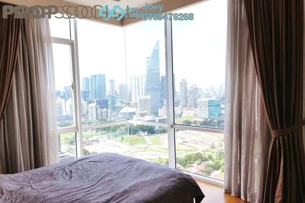 For Sale Condominium at Suasana Bangsar, Bangsar Freehold Fully Furnished 4R/4B 2m