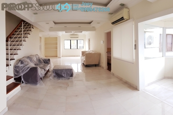 For Rent Condominium at Jamnah View, Damansara Heights Freehold Semi Furnished 6R/4B 8.8k