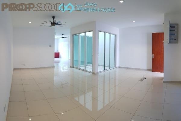 For Sale Terrace at Taman Denai Puchong, Puchong Freehold Semi Furnished 5R/6B 1.1m