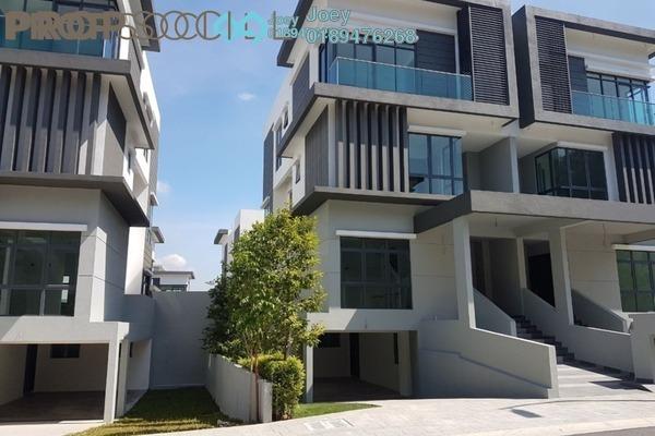 For Rent Semi-Detached at Taman Desa Petaling, Desa Petaling Freehold Unfurnished 4R/5B 4.5k
