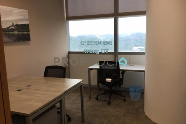 For Rent Office at One City, UEP Subang Jaya Freehold Fully Furnished 1R/1B 650translationmissing:en.pricing.unit