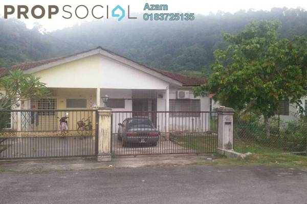 For Sale Semi-Detached at Desa Melor, Serendah Freehold Semi Furnished 3R/2B 325k