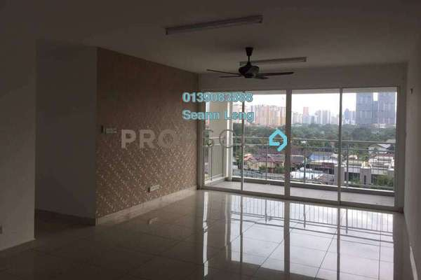 For Rent Condominium at Bayu Sentul, Sentul Freehold Unfurnished 3R/3B 1.65k