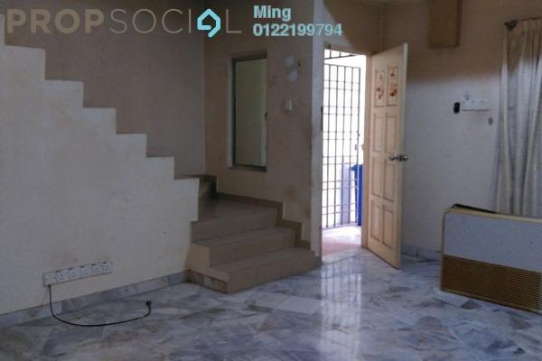 For Rent Terrace at Taman Subang Murni, Subang Freehold Semi Furnished 4R/3B 1.5k