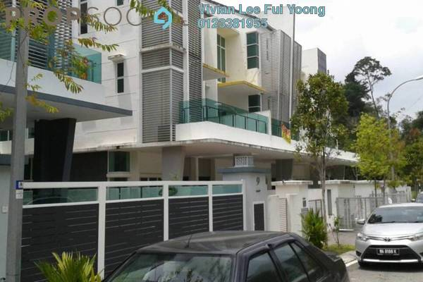 For Sale Terrace at Dolomite Templer, Templer's Park Freehold Unfurnished 5R/5B 1.4m