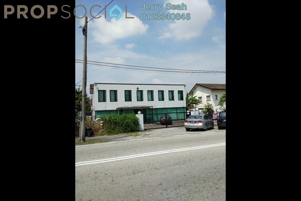 For Rent Office at Section 1, Petaling Jaya Freehold Semi Furnished 0R/0B 15k