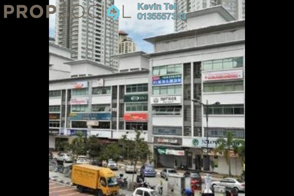 For Sale Office at Solaris Mont Kiara, Mont Kiara Freehold Fully Furnished 0R/0B 1.49m