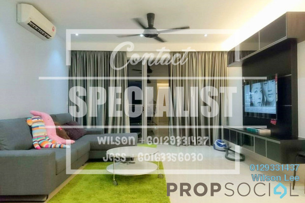 For Sale Condominium at The Westside Two, Desa ParkCity Freehold Fully Furnished 3R/2B 1.28m