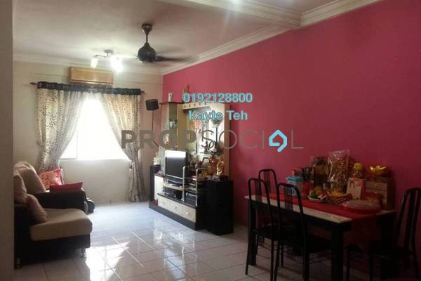 For Sale Apartment at Cemara Apartment, Bandar Sri Permaisuri Freehold Unfurnished 3R/2B 330k