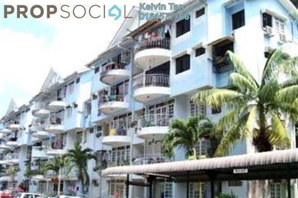 For Rent Apartment at Mutiara Perdana 1, Sungai Ara Freehold Unfurnished 3R/2B 700translationmissing:en.pricing.unit