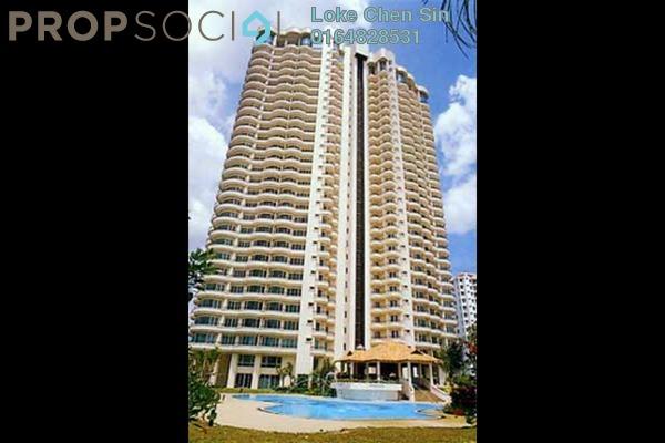 For Rent Condominium at Mutiara Villa, Tanjung Tokong Freehold Fully Furnished 3R/2B 3.3k