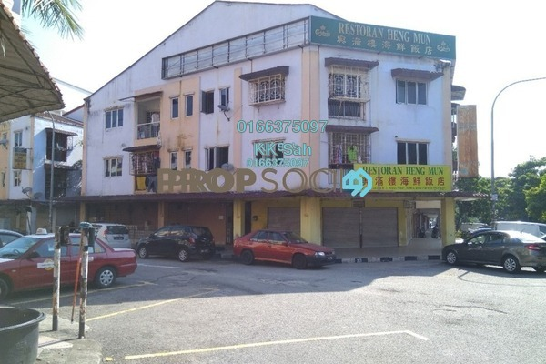For Sale Apartment at Taman Suntex, Batu 9 Cheras Freehold Semi Furnished 3R/2B 250k