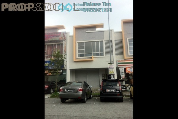 For Sale Shop at Taman Putra Prima, Puchong Freehold Unfurnished 0R/0B 1.5m