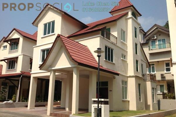 For Sale Condominium at Asia Hills, Bukit Jambul Freehold Unfurnished 5R/3B 2.5m