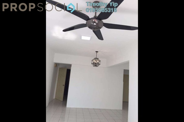 For Sale Apartment at Taman Sri Bahagia, Cheras South Freehold Semi Furnished 3R/2B 260k