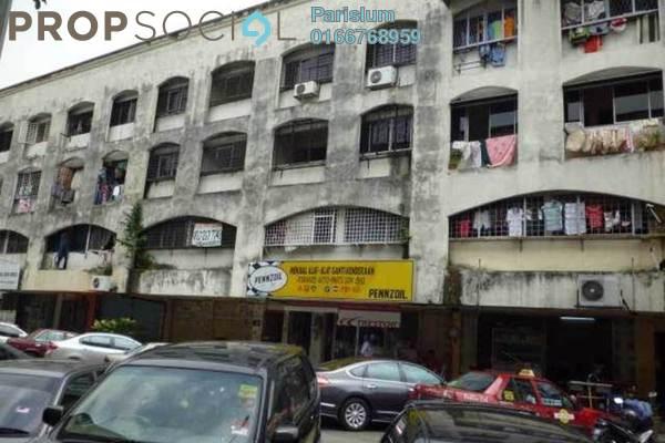 For Rent Apartment at Pandan Jaya, Pandan Indah Freehold Unfurnished 3R/1B 3k