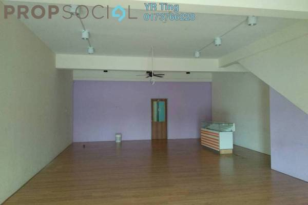 For Rent Shop at Taman 1 Lagenda, Melaka Freehold Unfurnished 0R/0B 2.8k