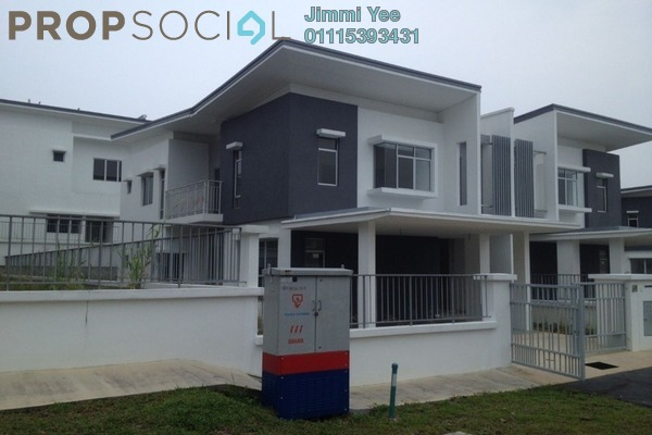 For Sale Semi-Detached at Banyan 2, Bandar Seri Coalfields Freehold Unfurnished 6R/5B 880k