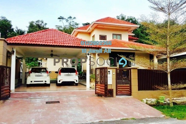 For Sale Bungalow at Taman Desa Damai, Bangi Freehold Semi Furnished 7R/8B 1.3m
