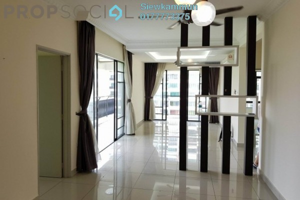 For Rent Condominium at One Damansara, Damansara Damai Freehold Semi Furnished 4R/3B 1.6k
